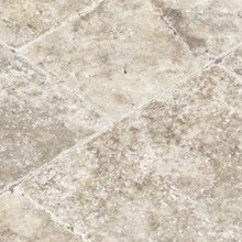 Mini SET   Silver Travertine Tumbled